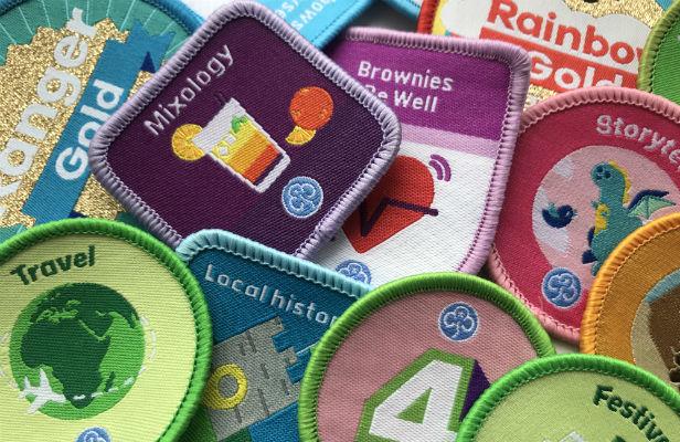 Badge finder | Girlguiding