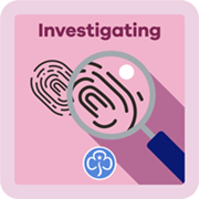 Interest badges for scientists and engineers